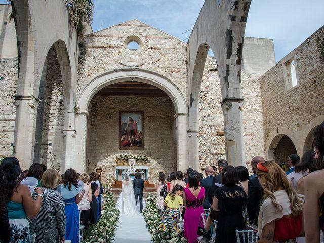 Il matrimonio di Salvo e Valeria a Siracusa, Siracusa 47