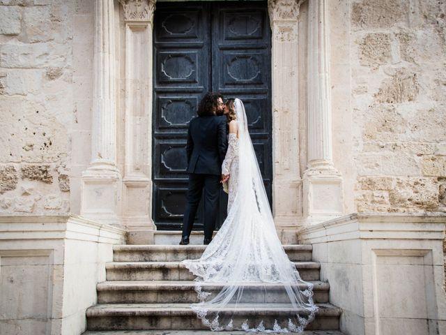 Il matrimonio di Salvo e Valeria a Siracusa, Siracusa 75