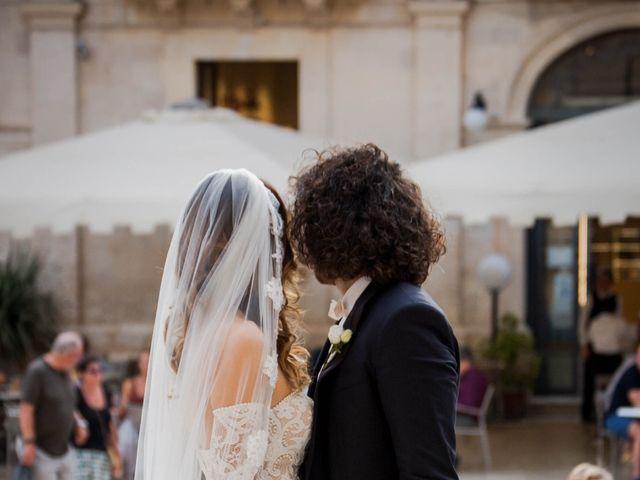 Il matrimonio di Salvo e Valeria a Siracusa, Siracusa 74