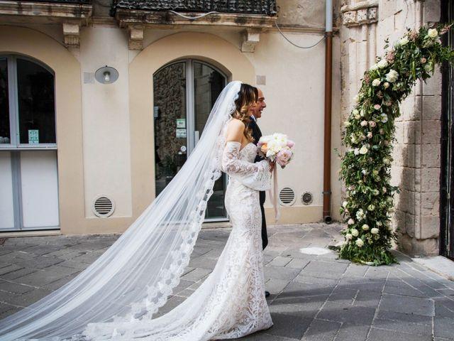 Il matrimonio di Salvo e Valeria a Siracusa, Siracusa 27