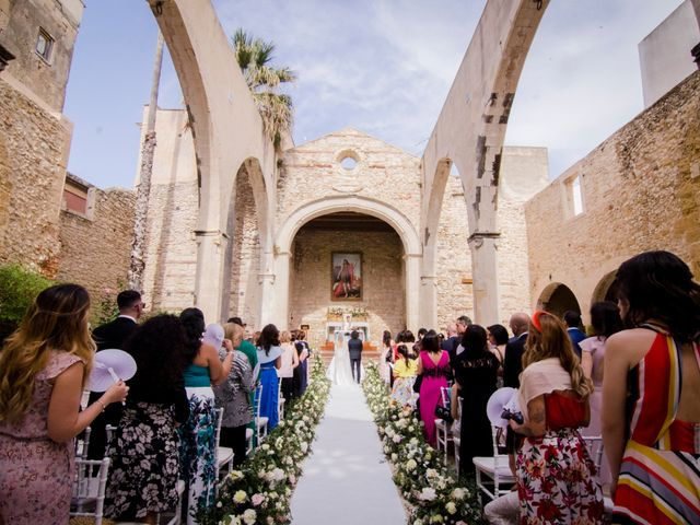 Il matrimonio di Salvo e Valeria a Siracusa, Siracusa 33