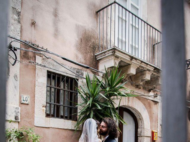 Il matrimonio di Salvo e Valeria a Siracusa, Siracusa 79