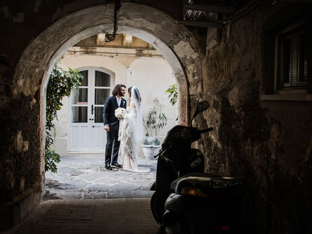 Il matrimonio di Salvo e Valeria a Siracusa, Siracusa 80