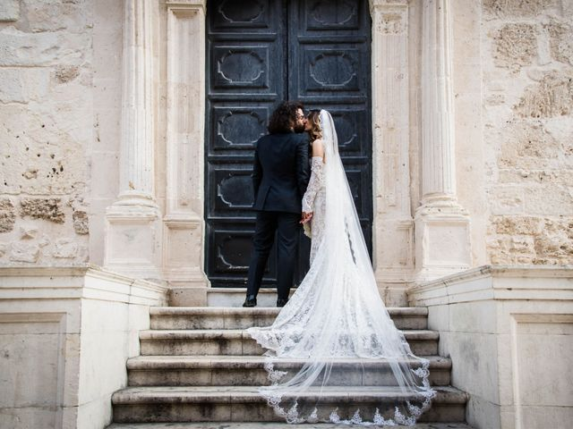 Il matrimonio di Salvo e Valeria a Siracusa, Siracusa 83