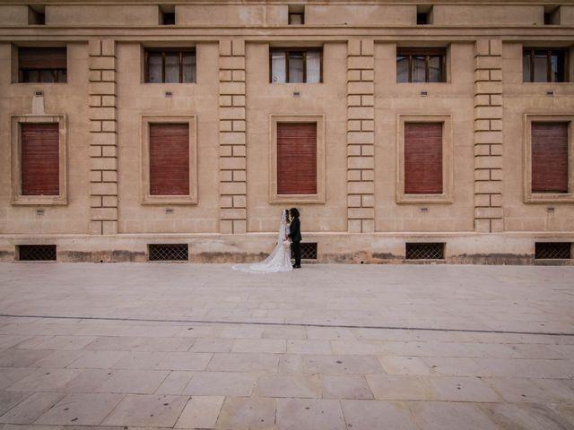 Il matrimonio di Salvo e Valeria a Siracusa, Siracusa 84