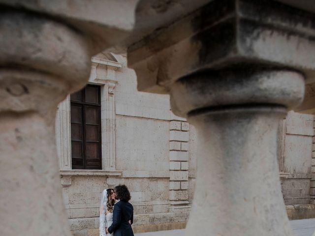 Il matrimonio di Salvo e Valeria a Siracusa, Siracusa 85