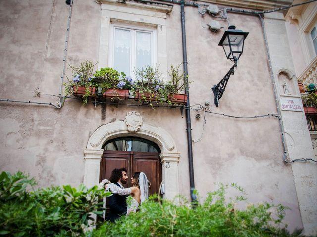 Il matrimonio di Salvo e Valeria a Siracusa, Siracusa 90
