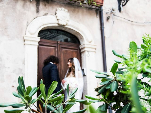 Il matrimonio di Salvo e Valeria a Siracusa, Siracusa 91