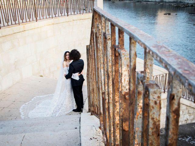 Il matrimonio di Salvo e Valeria a Siracusa, Siracusa 102