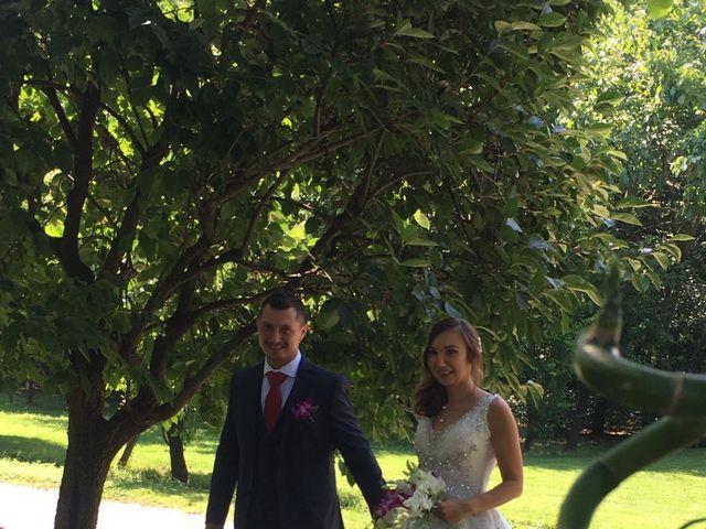 Il matrimonio di Mirko e Nadia a Colorno, Parma 1
