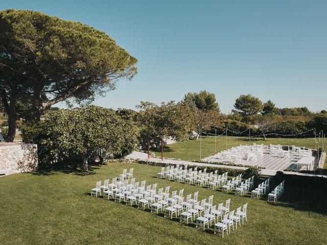Il matrimonio di Roberto e Greta a Cisternino, Brindisi 1