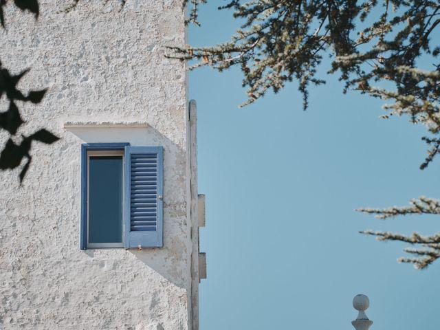 Il matrimonio di Roberto e Greta a Cisternino, Brindisi 4