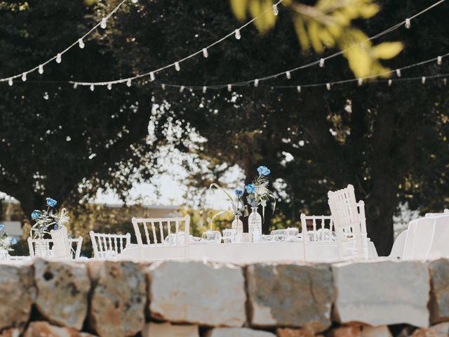 Il matrimonio di Roberto e Greta a Cisternino, Brindisi 15