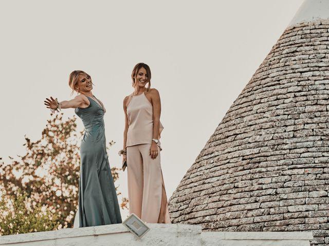 Il matrimonio di Roberto e Greta a Cisternino, Brindisi 100