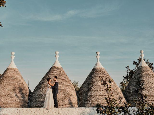 Il matrimonio di Roberto e Greta a Cisternino, Brindisi 105