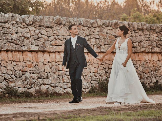 Il matrimonio di Roberto e Greta a Cisternino, Brindisi 110