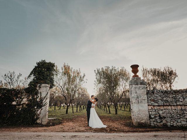 Il matrimonio di Roberto e Greta a Cisternino, Brindisi 111