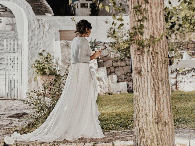 Il matrimonio di Roberto e Greta a Cisternino, Brindisi 125