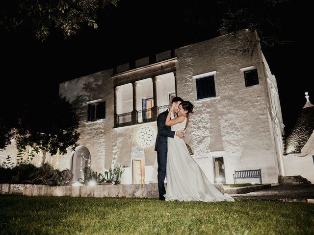 Il matrimonio di Roberto e Greta a Cisternino, Brindisi 128