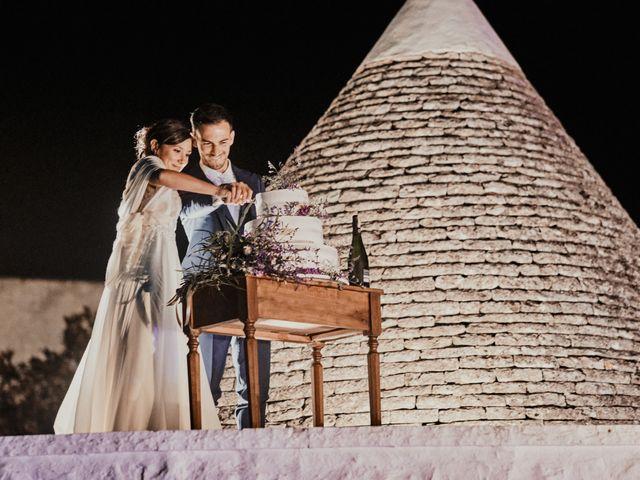 Il matrimonio di Roberto e Greta a Cisternino, Brindisi 135
