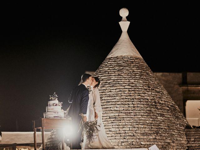 Il matrimonio di Roberto e Greta a Cisternino, Brindisi 136