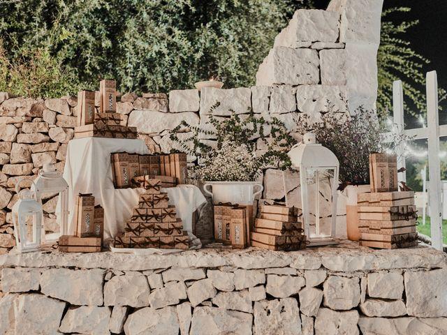 Il matrimonio di Roberto e Greta a Cisternino, Brindisi 137