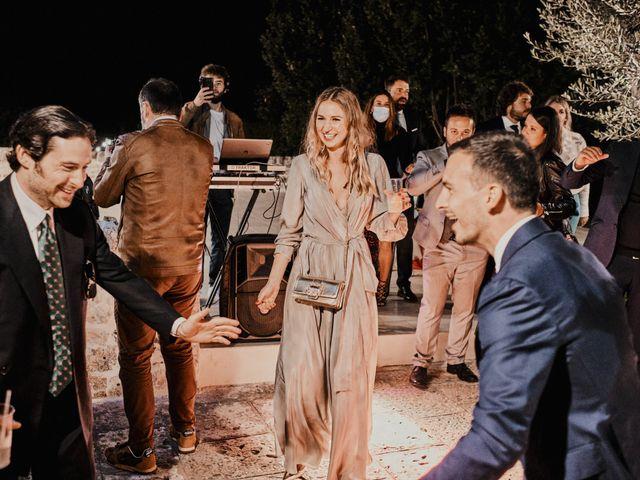 Il matrimonio di Roberto e Greta a Cisternino, Brindisi 149