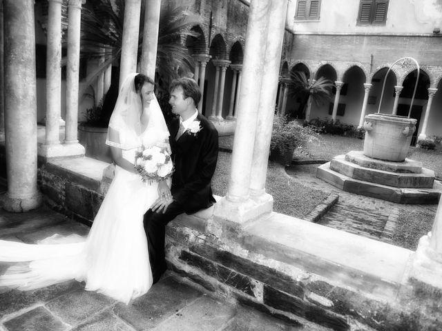Il matrimonio di Leonida e Francesca a Genova, Genova 2
