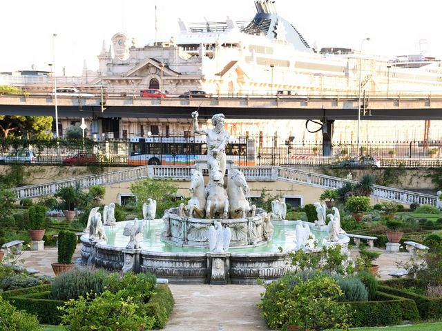 Il matrimonio di Leonida e Francesca a Genova, Genova 4