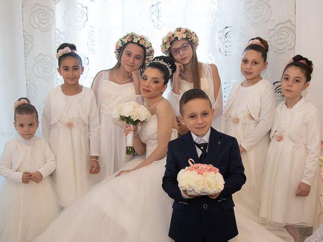 Il matrimonio di Romana e Domenico a San Ferdinando, Reggio Calabria 21