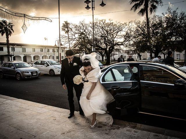 Il matrimonio di Romana e Domenico a San Ferdinando, Reggio Calabria 26