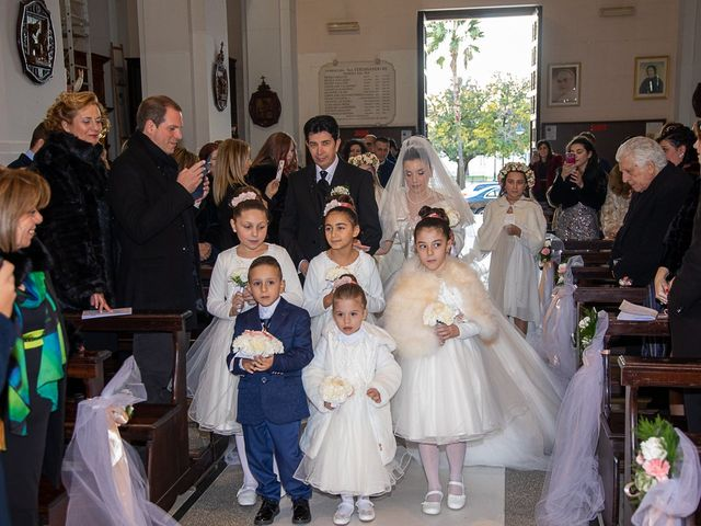 Il matrimonio di Romana e Domenico a San Ferdinando, Reggio Calabria 27