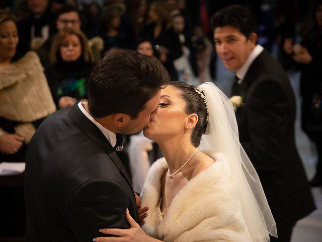 Il matrimonio di Romana e Domenico a San Ferdinando, Reggio Calabria 28