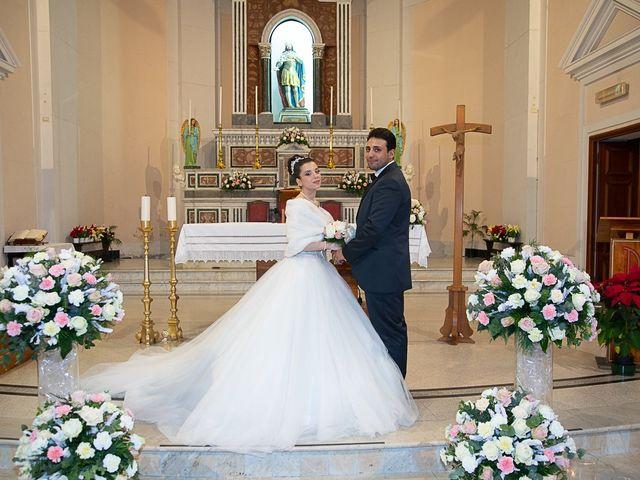 Il matrimonio di Romana e Domenico a San Ferdinando, Reggio Calabria 29