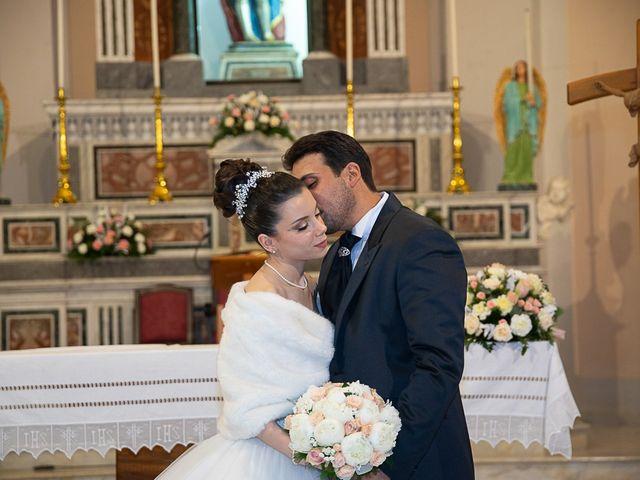 Il matrimonio di Romana e Domenico a San Ferdinando, Reggio Calabria 30