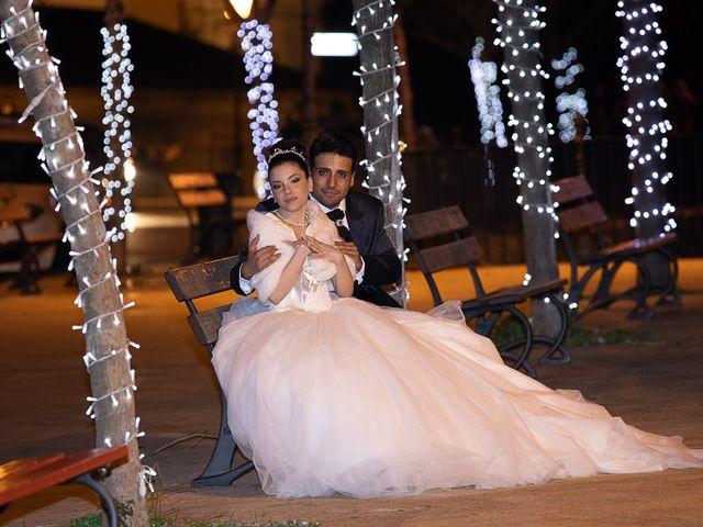 Il matrimonio di Romana e Domenico a San Ferdinando, Reggio Calabria 33