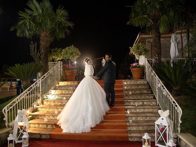 Il matrimonio di Romana e Domenico a San Ferdinando, Reggio Calabria 40
