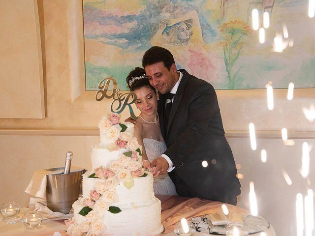 Il matrimonio di Romana e Domenico a San Ferdinando, Reggio Calabria 45