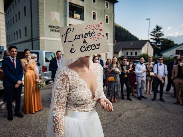 Il matrimonio di Michele e Martina a Bressanone-Brixen, Bolzano 32