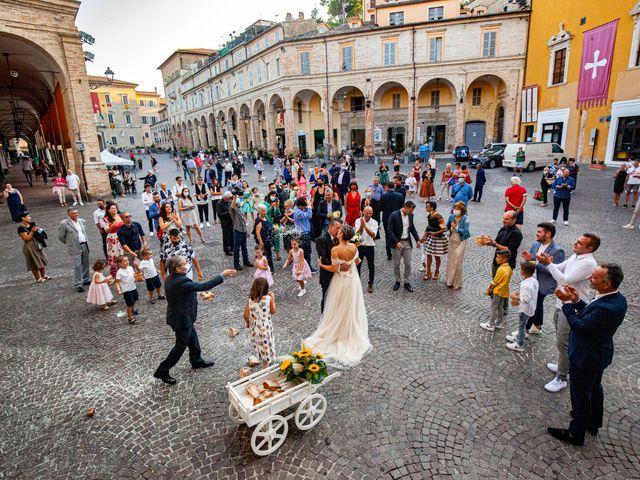 Il matrimonio di Maria e Antonio a Fermo, Fermo 7