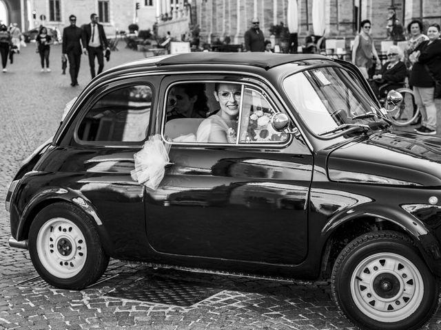 Il matrimonio di Maria e Antonio a Fermo, Fermo 9