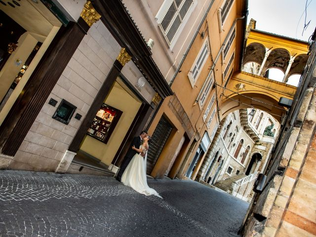 Il matrimonio di Maria e Antonio a Fermo, Fermo 13