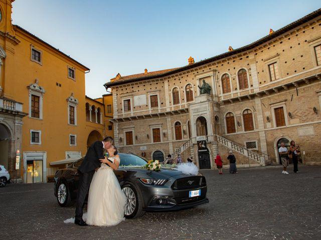 Il matrimonio di Maria e Antonio a Fermo, Fermo 14