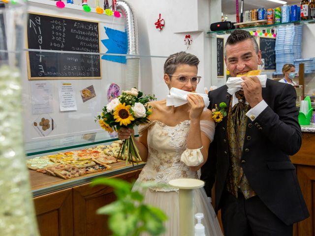 Il matrimonio di Maria e Antonio a Fermo, Fermo 15