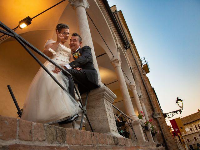 Il matrimonio di Maria e Antonio a Fermo, Fermo 16