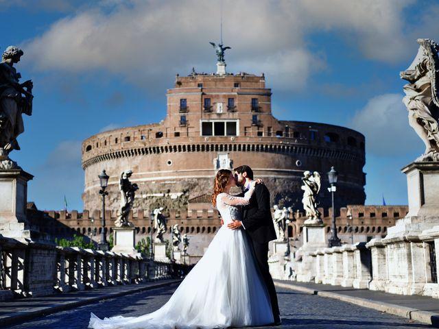 Il matrimonio di Enrico e Simona a Roma, Roma 4