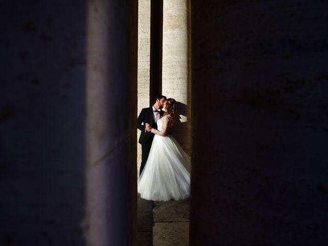 Il matrimonio di Enrico e Simona a Roma, Roma 5