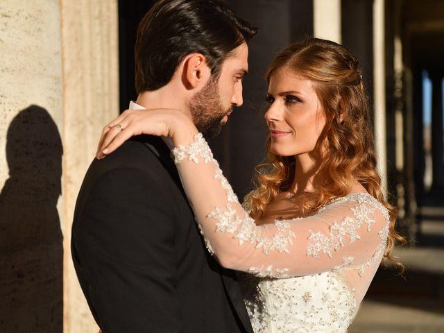 Il matrimonio di Enrico e Simona a Roma, Roma 6