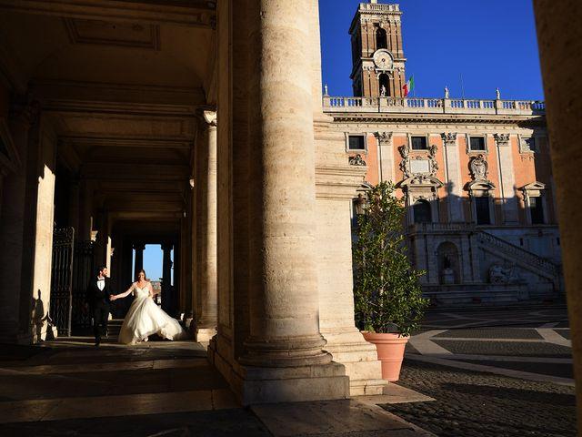Il matrimonio di Enrico e Simona a Roma, Roma 8