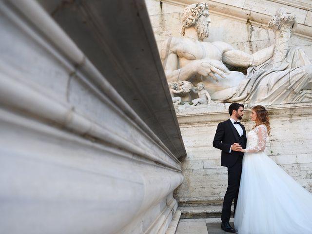 Il matrimonio di Enrico e Simona a Roma, Roma 9